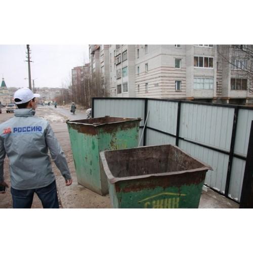 На 77% площадках ТКО Коми нет контейнеров для раздельного сбора мусора
