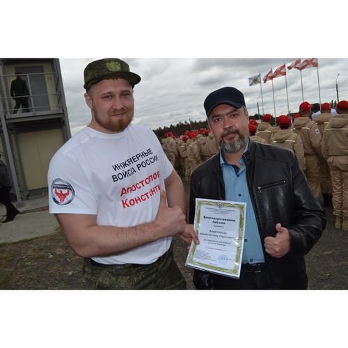 В Тюмени установили рекорд по армейскому силовому экстриму