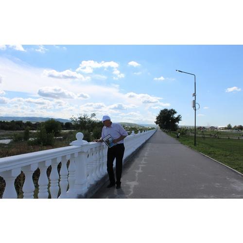 ОНФ оценил качество выполненных работ при благоустройстве в Баксане