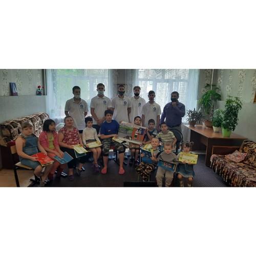 Тверьэнерго и участники студотряда провели урок по электробезопасности