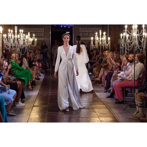 Fashion-конференция и модный показ Первой женской академии