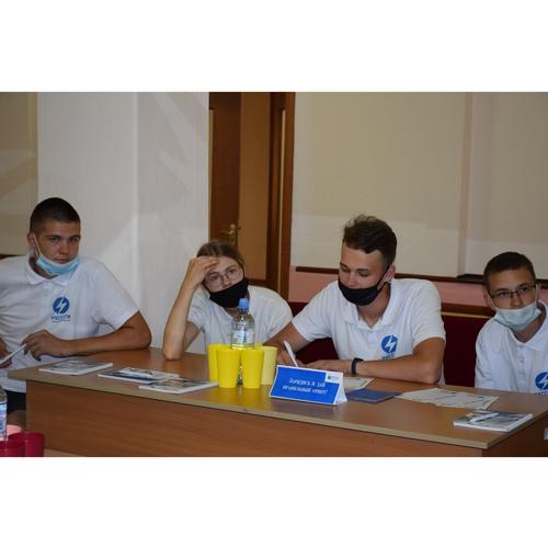 Студотрядовцы Мариэнерго приняли участие в QUIZ-викторине