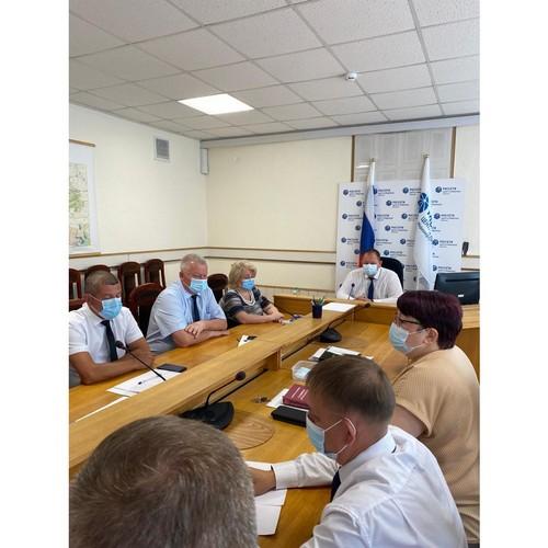 Расширенное совещание по итогам деятельности филиала «Мариэнерго»