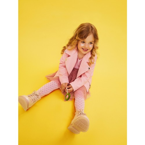 Бренд Omsa представил новую линию детских колготок и носков Omsa Kids
