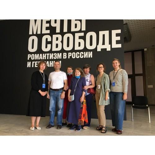Москвичи с инвалидностью хотят и могут приобщаться к искусству
