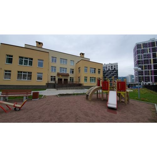 Новый детский сад в «Балтийской жемчужине» откроется уже в сентябре