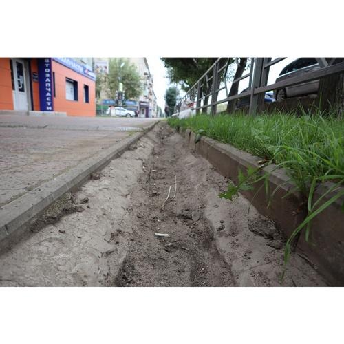 Dласти Кирова привели в порядок ливневую канализацию