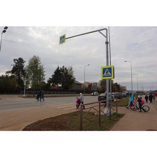 ОНФ просит власти Кирова установить светофор у школы №26