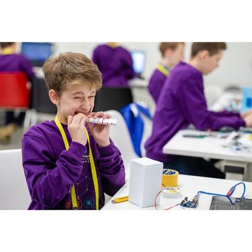 Стартовал отборочный этап НТО Junior для школьников 5-7 классов