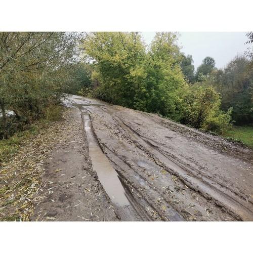 ОНФ просит прокуратуру проверить ремонт дороги в селе Старая Ольшанка