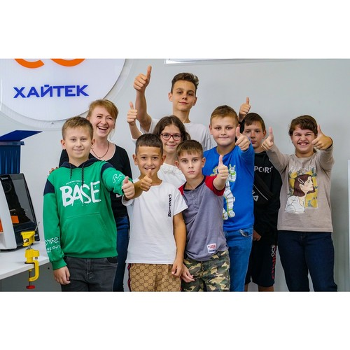 Новый учебный год в образовательных центрах Фонда Андрея Мельниченко