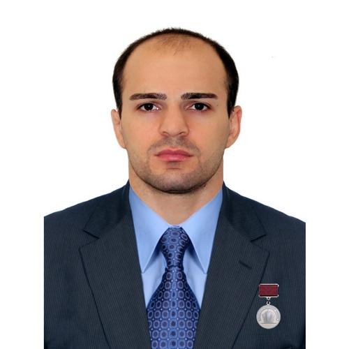 Багужалов Гамзат Шамилович награждён медалью МОКН