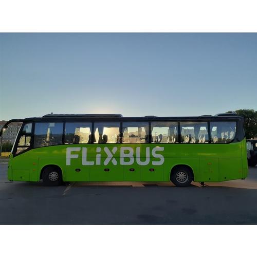 Россия стала частью международной сети FlixBus