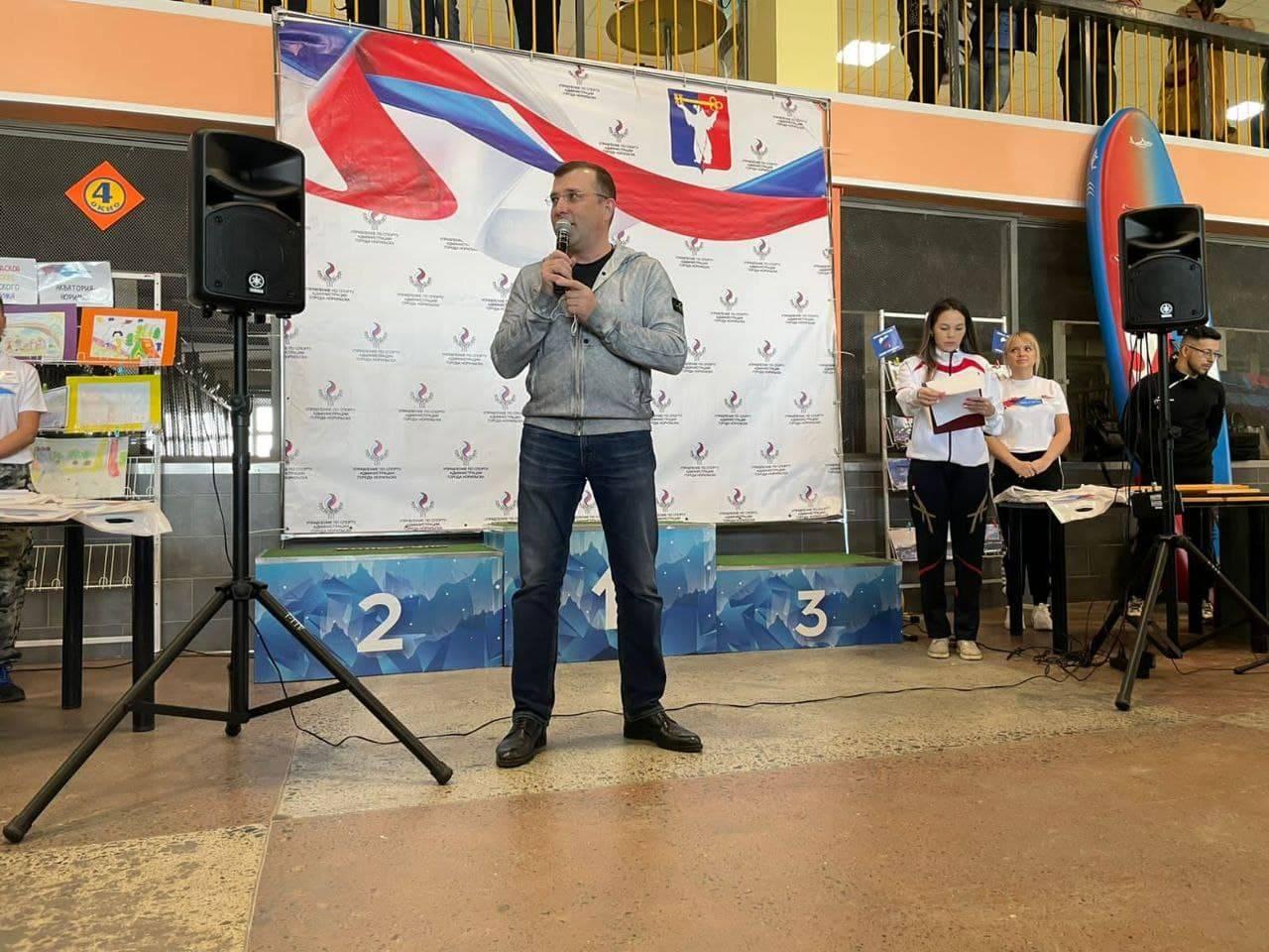 На Оль-Гуле состоялся физкультурный праздник по проекту «Акватория»