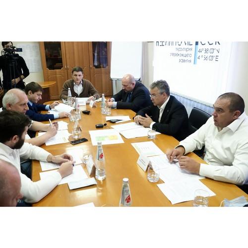 Развитие профессионального образования обсудили на Ставрополье