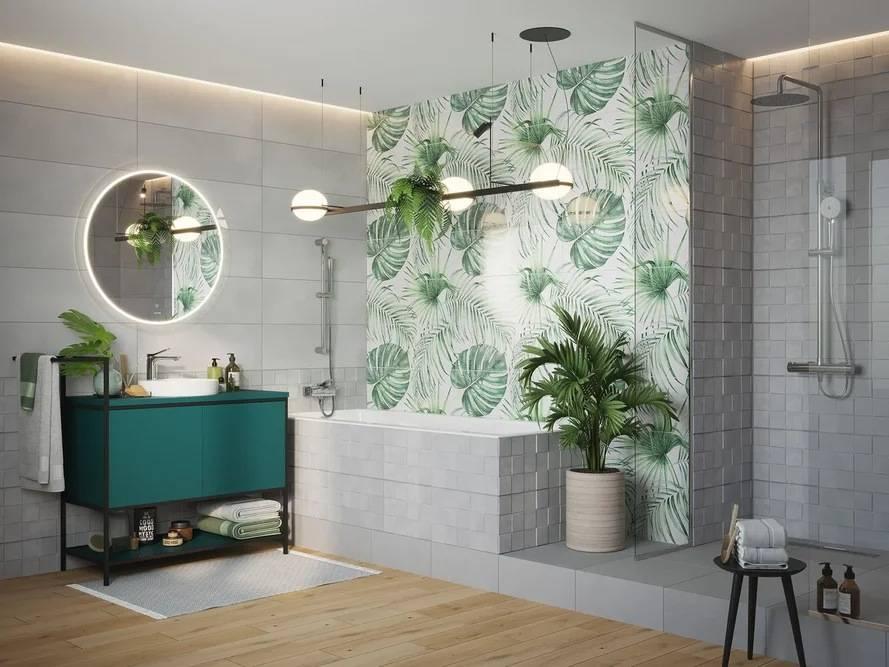 Тропический душ Cersanit