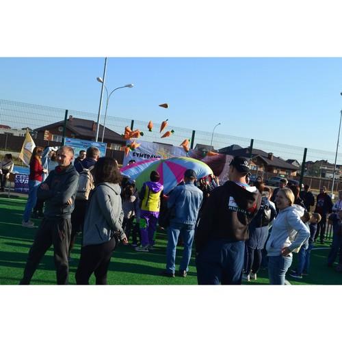 Фестиваль соседей прошел в коттеджном поселке «Зеленые холмы»