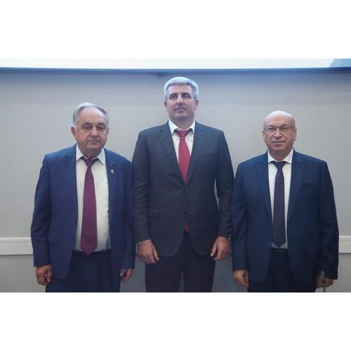 В КБГУ отметили 100-летие со дня образования органов безопасности
