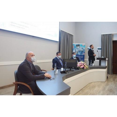 В КБГУ прошла конференция по инфекционной патологии СКФО