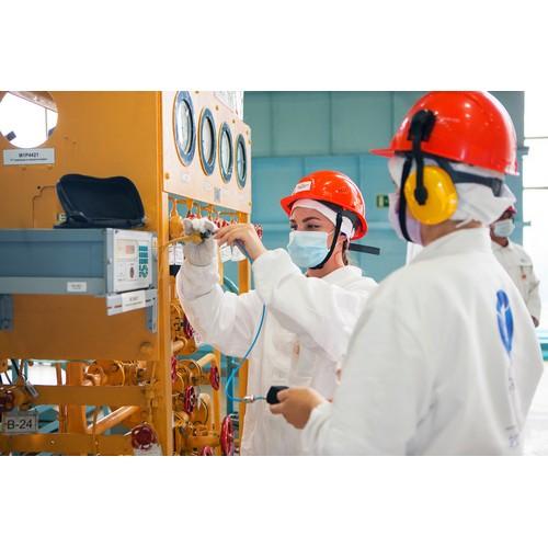 На энергоблоке № 4 Курской АЭС завершен плановый ремонт