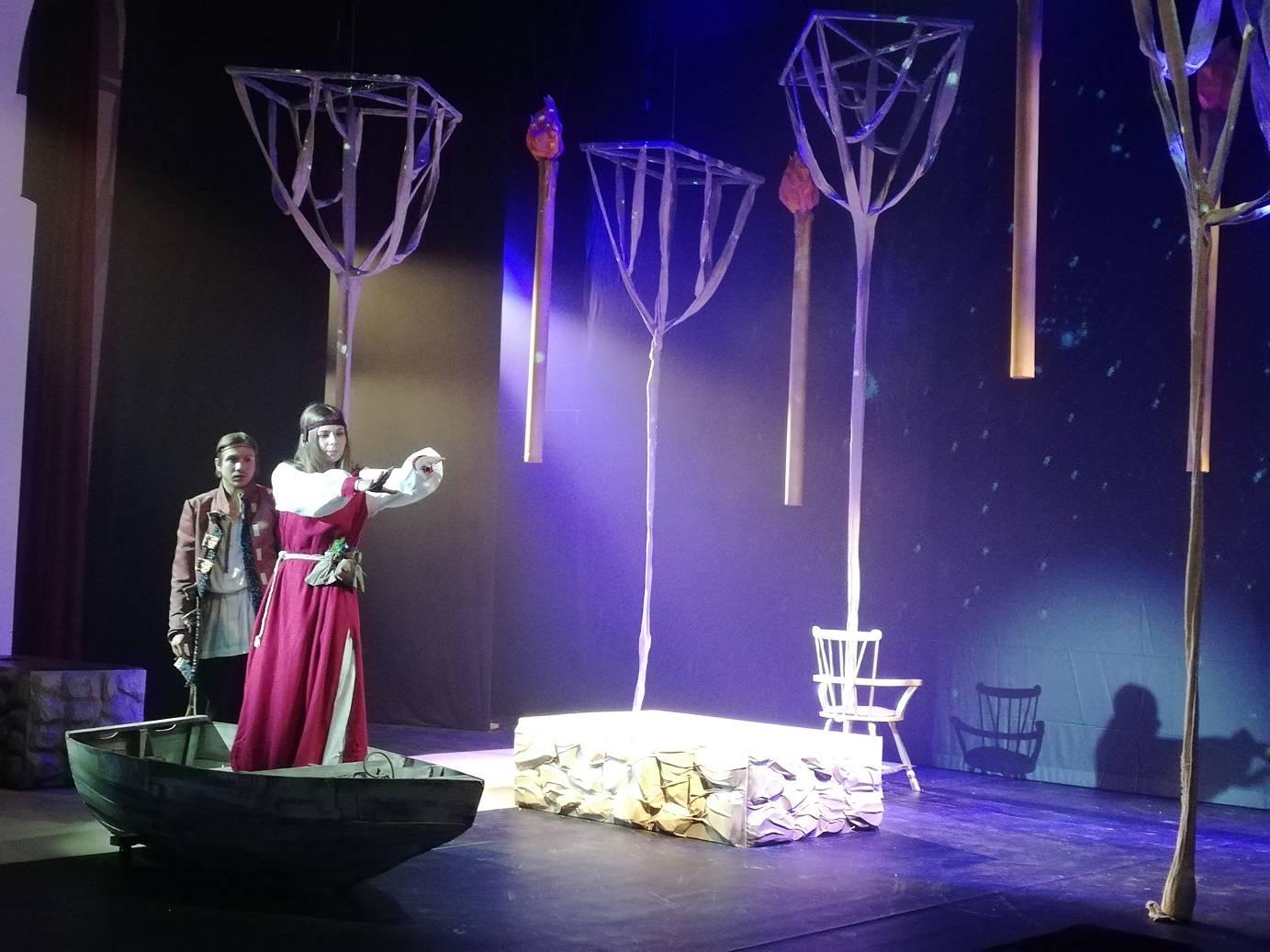 Фонд «Милосердие» поддержал театральный проект о Петре и Февронии