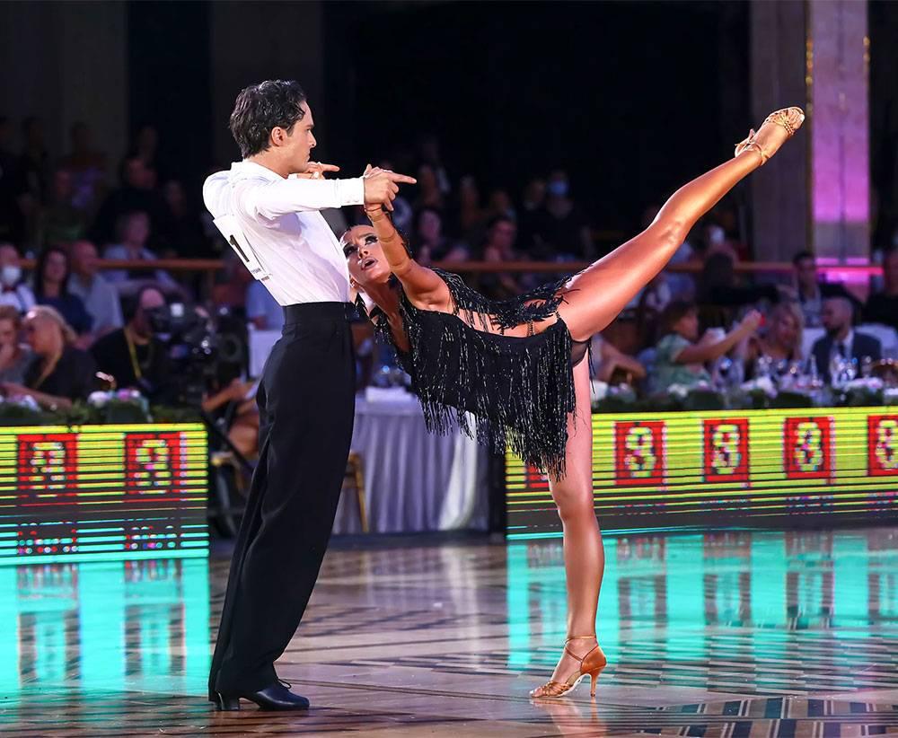 Кубок мира по латиноамериканским танцам встречает XXV юбилей!
