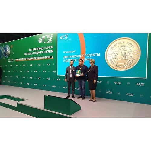 Green Glow признали лучшим на конкурсе «Продукт года»