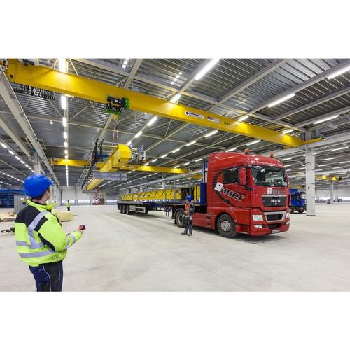 Грузоподъемное оборудование для промышленных предприятий и складов