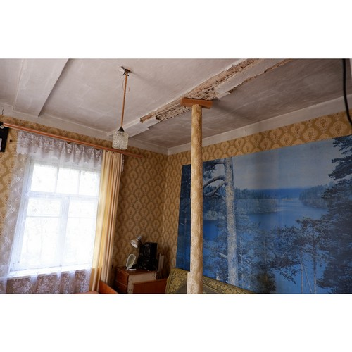 Несколько семей из села Заброды застряли в непригодных домах