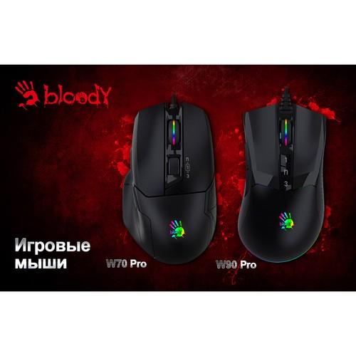 Манипуляторы Bloody W70 Pro и Bloody W90 Pro для увлеченных геймеров
