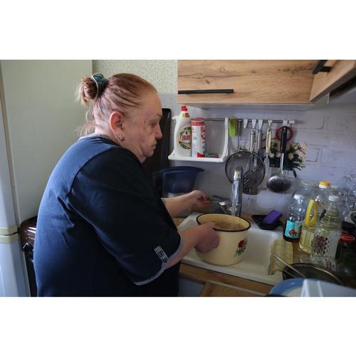 После вмешательства ОНФ в кировском доме появилась вода