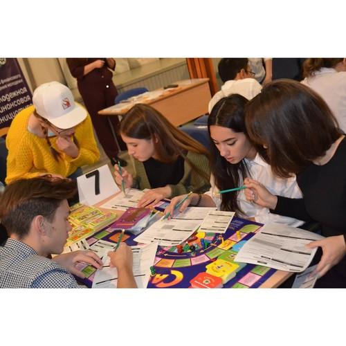 Проект «Молодежная финансовая инициатива» привлекает больше участников