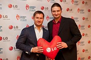 LG Electronics: «Корпоративное волонтерство в области донорства крови»