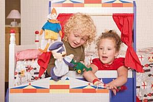 Открытые занятия Детской Театральной студии на «Якиманке»