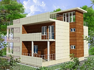 ГК Памир на выставке «Коттедж. Малоэтажное домостроение»