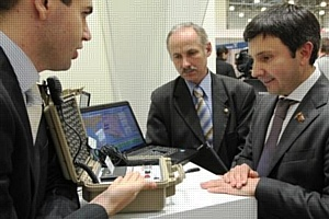 Навигационно-связной комплект ARKAN Security Case продемонстрирован на выставке «Подмосковье-2011»