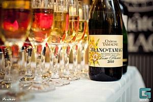 Краснодарский торговый центр luxury-класса «Кристалл» отметил свое двухлетие при поддержке компании «Кубань-Вино» и торговой марки «Шато Тамань».