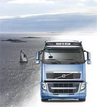 Volvo Trucks представляет седельный тягач Volvo FH Ocean