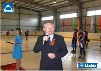 В Чите открылся Ледово-спортивный комплекс, возведенный по технологии ASTRON