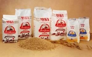 Ачинский мелькомбинат начал отгружать фасованное зерно