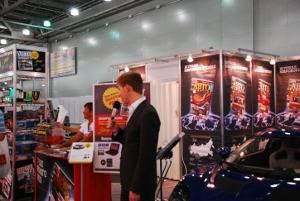 Журнал «Автопанорама» принял участие в 7-ой международной выставке «Интеравто»