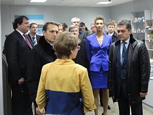Сергей Нарышкин отметил важность внедрения инновационных решений в отделениях почтовой связи