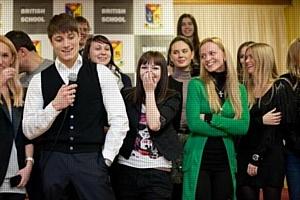 В Британской Международной Школе встретились выпускники