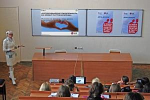 LG Electronics продолжает вовлекать студентов в донорское движение
