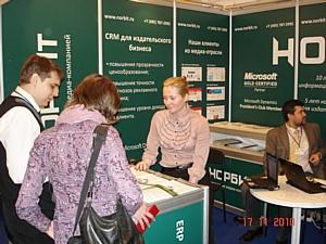 НОРБИТ на ежегодном профессиональном форуме российских издателей Publishing Expo-2010