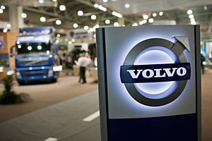 Volvo Trucks на выставке Комтранс–2011