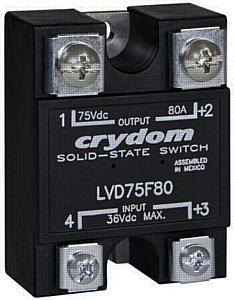 АВИТОН: Новая серия LVD твердотельных ключей для установки на панель от Crydom