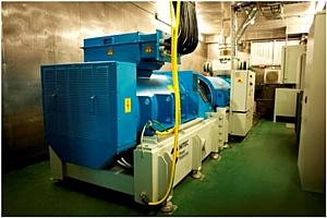 КРОК запустил в промышленную эксплуатацию дизельный динамический ИБП