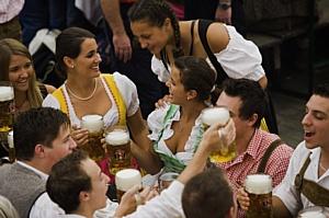 PAULANER, лучшая пивоварня Октоберфеста, расширяет мировое присутствие