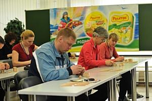 Первый Всероссийский смотр-конкурс среди сотрудников образовательных учреждений «СПАРТАКИАДА УЧИТЕЛЕЙ – 2011»